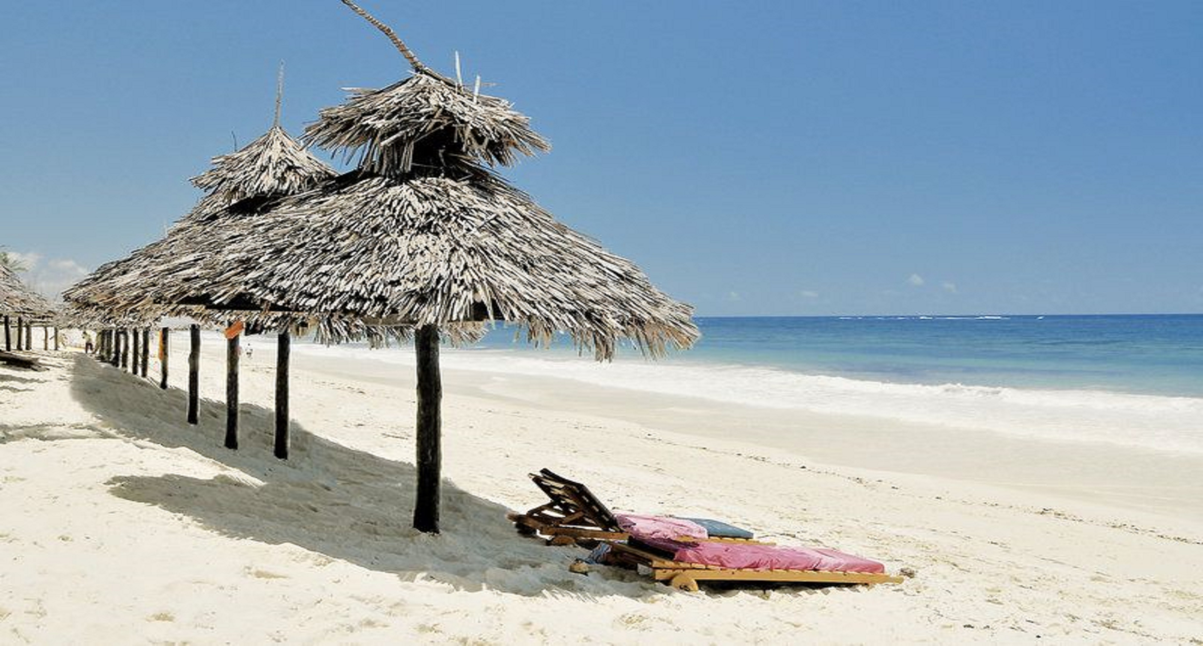 Cluburlaub Sandstrand Kenia