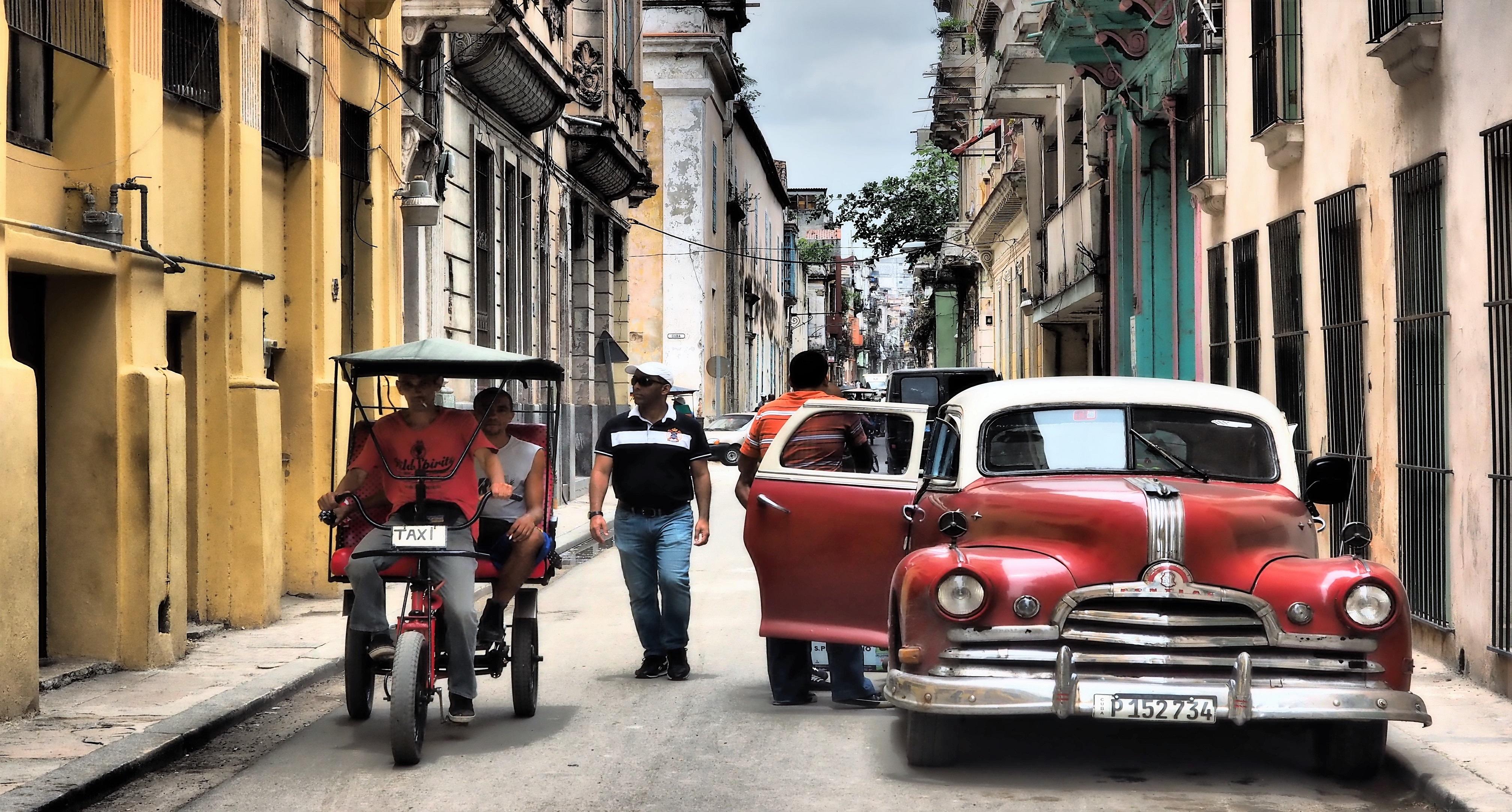 Altstadt Havanna Kuba
