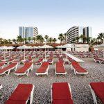 Porto Bello Resort & Spa Antalya Türkei Pauschalreise Angebot günstig buchen Strand-min