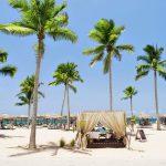 Salalah Rotana Resort Oman Pauschalreise Angebot günstig buchen Sandstrand-min