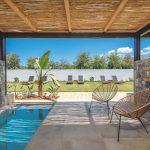 Neueröffnung AneSea Small Luxury Hotel Kreta Pauschalreise Angebot günstig buchen Terrasse Private Pool-min