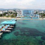 Neueröffnung Granada Luxury Beach Pauschalreise Angebot günstig buchen Außenansicht Hotel Meer Strand Promenade-min