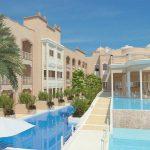 Grand Marina Hurghada Bilder Hotel mit Pools und großer Außenanlage-min