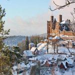Victor's Residenz-Hotel Teistungenburg Angebot Burg Wellness Kurzurlaub-min